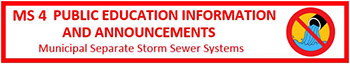 White Oak Borough MS4 Information | Municipal Separate Storm Sewer Systems